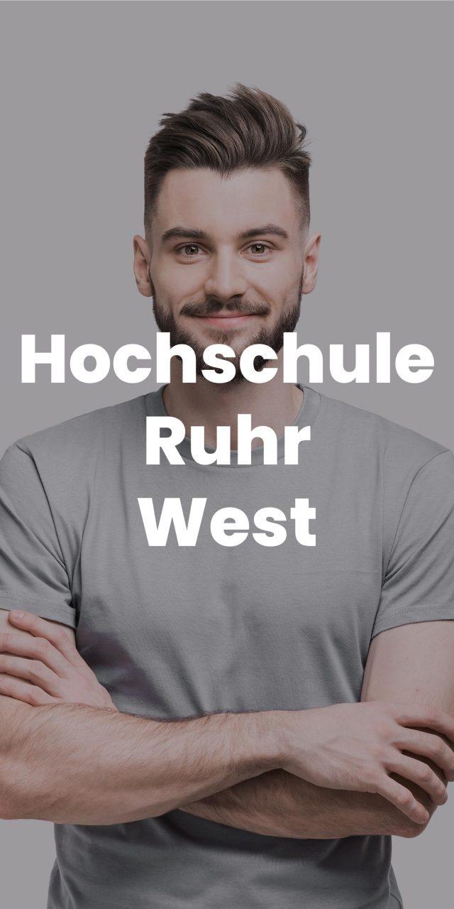 Hochschule Ruhr West Imagekampagne