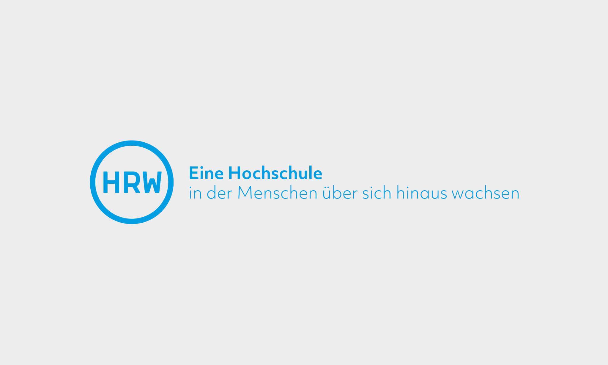 Hochschule Ruhr West Kampagnendesign