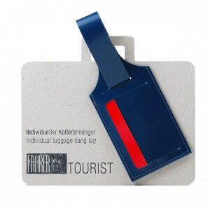 Kofferanhänger Werbemittel