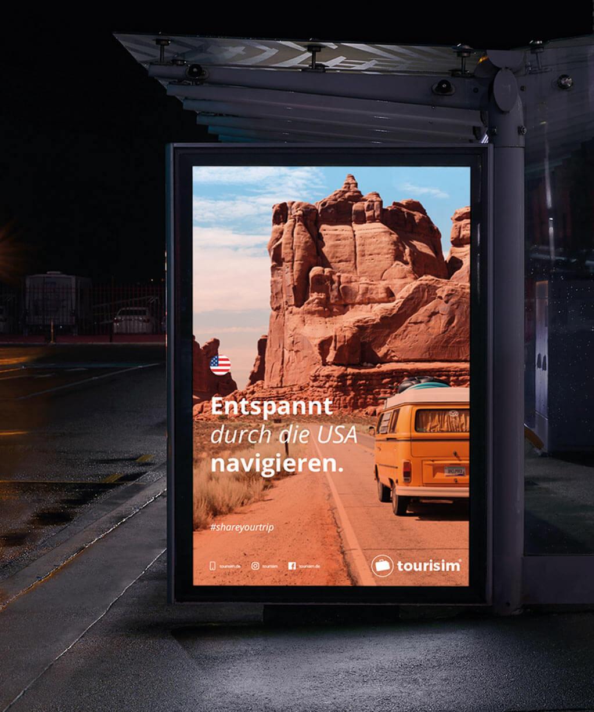 tourisim Imagekampagne by ESY